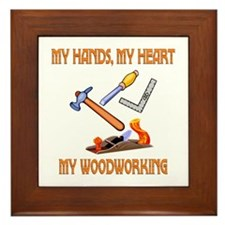 Woodworking Framed Tile