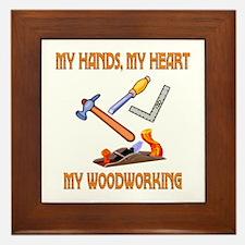 Woodworking Framed Tile