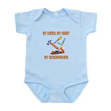 Woodworking Infant Bodysuit