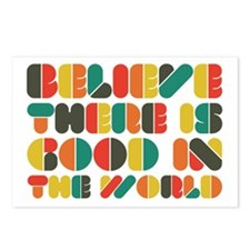 Believe There is Good Postcards (Package of 8)