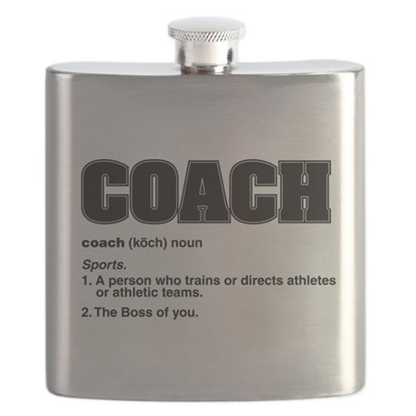 Coach Definition Flask