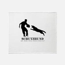 Schutzhund - My dog will fuck you up! Stadium Bla