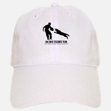 Schutzhund - My dog will fuck you up! Baseball Baseball Cap