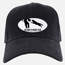 Schutzhund - My dog will fuck you up! Baseball Hat