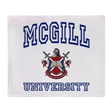 Cute Graduation Throw Blanket