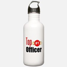 Top Officer Water Bottle