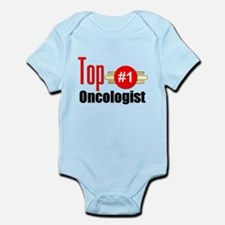Top Oncologist Infant Bodysuit