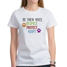 Respect Protect Adopt Tee