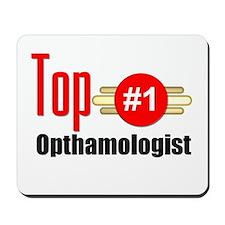 Top Opthamologist Mousepad