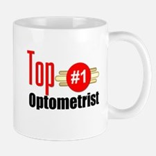 Top Optometrist Mug