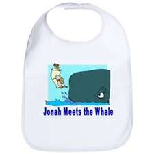 Jonah and the Whale Bib