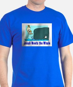 Jonah and the Whale T-Shirt