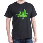 Art Gecko Dark T-Shirt