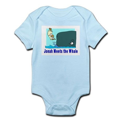 Jonah and the Whale Infant Bodysuit