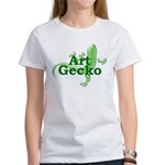 Art Gecko Women's T-Shirt