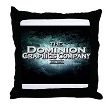 DMGINC Throw Pillow