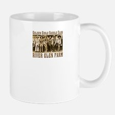 Golden Girls Saddle Club Mug