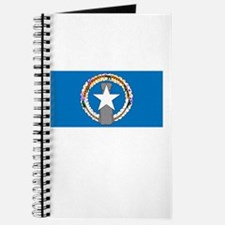The Northern Mariana Islands Flag Picture Journal