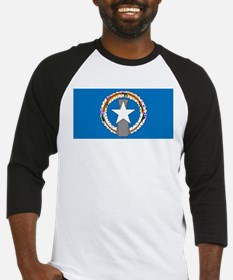 The Northern Mariana Islands Flag Picture Baseball