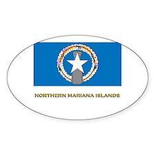 The Northern Mariana Islands Flag Stuff Decal