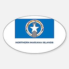 The Northern Mariana Islands Flag Gear Decal