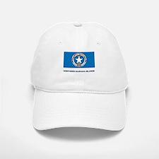 The Northern Mariana Islands Flag Gear Baseball Baseball Cap