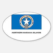 The Northern Mariana Islands Flag Merchandise Stic