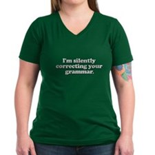Im Silently Correcting Your Grammar Shirt