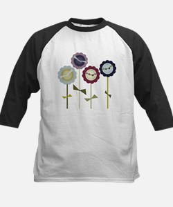 Button Flowers Tee