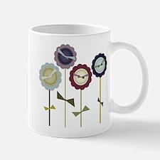 Button Flowers Mug
