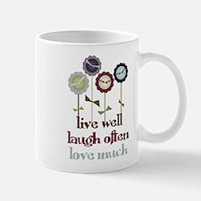 Live Well Mug