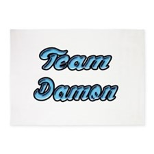 Team Damon 2 5'x7'Area Rug