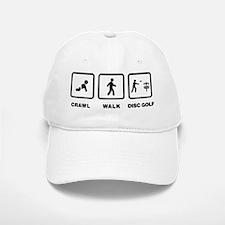 Disc Golfing Baseball Baseball Cap