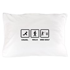 Disc Golfing Pillow Case