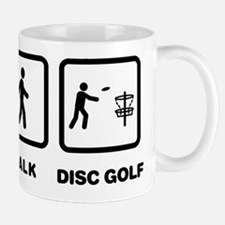 Disc Golfing Mug
