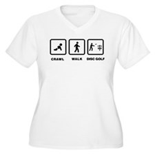 Disc Golfing T-Shirt