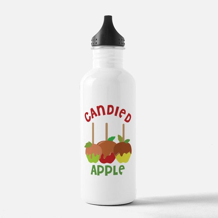 Candied Apple Water Bottle