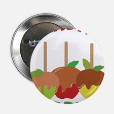 "Candied Apple 2.25"" Button"