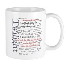 Unique Twilight quotes Mug