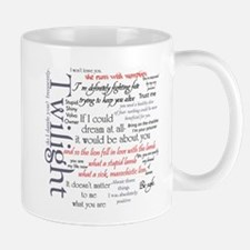 twilight block cpress Mugs