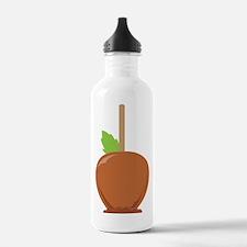 Caramel Candy Apple Water Bottle