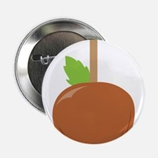 "Caramel Candy Apple 2.25"" Button"