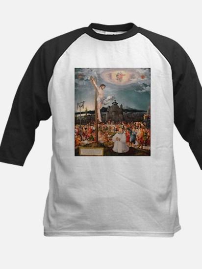 Curifixion and Ascension of Christ Kids Baseball J