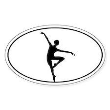 Just Dance Bumper Stickers