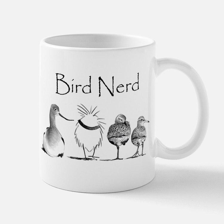 FinalBirdNerdCup Mugs