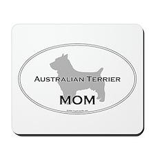 Australian Terrier MOM Mousepad