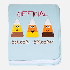Taste Tester baby blanket