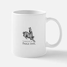 Llama Spinning Mug