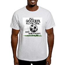 All Soccer T-Shirt