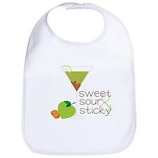 Sweet Sour Sticky Bib